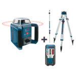Laser rotačný samonivelačný BOSCH GRL 400 H