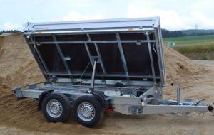 foto2 3-stranný sklápač AGADOS ATLAS 3500kg
